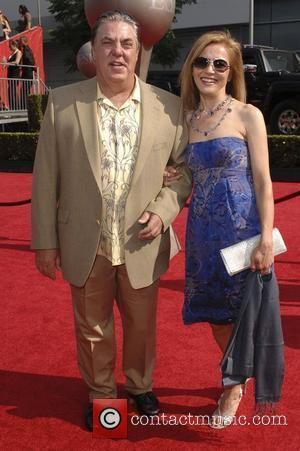 Bruce McGill and wife The 2008 ESPY Awards held at the Nokia Theater Los Angeles, California - 16.07.08