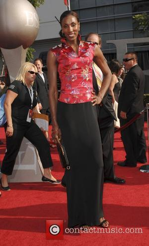 Lisa Leslie The 2008 ESPY Awards held at the Nokia Theater Los Angeles, California - 16.07.08