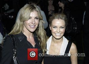 Laura Csortan and Lara Bingle
