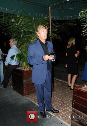Nigel Lythgoe and A Judge On The Fox Tv Reality Show So You Think You Can Dance