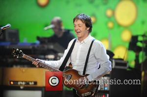 Sir Paul McCartney, Brit Awards, Beatles, The Brit Awards 2008