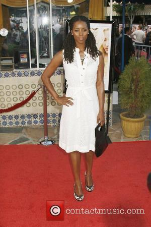 Tasha Smith arriving at the LA Premiere of Vicky Cristina Barcelona at the Village Theater in  Westwood, California -...
