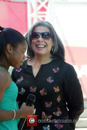 Patti Austin AARP 50th Anniversary event at the Lincoln memorial Washington, DC, USA - 04.09.08