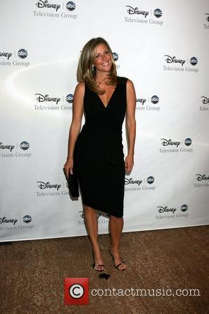 Laura Wright arriving at the ABC TCA Summer 08 Party Disney and ABC's TCA - All Star Party at The...