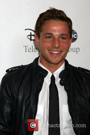 Shawn Pyfrom arriving at the ABC TCA Summer 08 Party Disney and ABC's TCA - All Star Party at The...