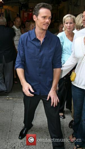 Kevin Dillon leaving ABC Studios after appearing on 'Live with Regis and Kelly' New York City, USA - 03.09.08