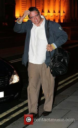 'Step Brothers' writer and director Adam McKay arrives at the Merrion Hotel Dublin, Ireland - 19.08.08