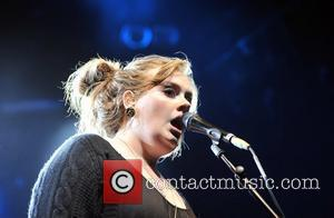 Adele performs live during the Somerset House Series held in the Somerset House, Strand London, England - 19.07.08