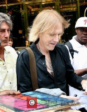 Tom Hamilton and Aerosmith