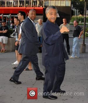 Al Sharpton  Out and about in Manhattan New York City, USA - 07.08.08