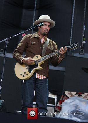 Ben Harper All Points West Music and Arts Festival at Liberty State Park - Day 3 Jersey City, New Jersey...