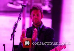 Ed O'Brien of Radiohead All Points West Music and Arts Festival at Liberty State Park - Day 2 Jersey City,...