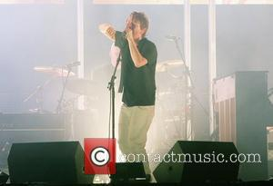 Thom Yorke of Radiohead All Points West Festival at Liberty State Park - Day 1 Jersey City, New Jersey -...