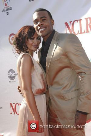 Karina Smirnoff and Mario