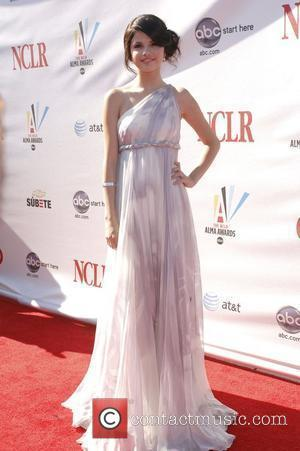 Selena Gomez The 2008 ALMA Awards - Arrivals held at the Pasadena Civic Auditorium Los Angeles, CA - 17.08.08