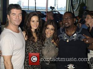American Idol, Kylie Minogue and Paula Abdul