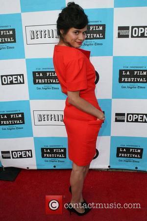Melonie Diaz Los Angeles Film Festival 2008 - World premiere of 'American Son' in Westwood Los Angeles, California - 27.06.08