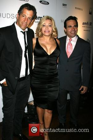 Kenneth Cole and Taylor Dayne