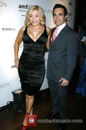 Taylor Dayne and Mario Cantone