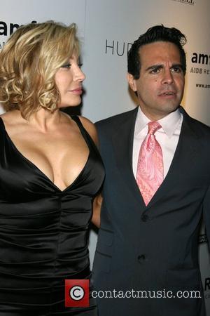 Taylor Dayne and Mario Cantone