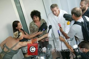 Angelina Jolie's Doctor and Angelina Jolie