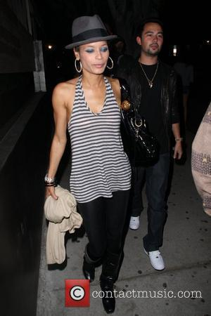 Blu Cantrell Hospitalised In California