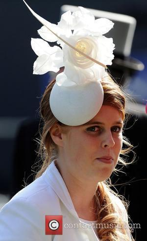 Princess Beatrice during Ladies Day at Royal Ascot racecourse at Royal Ascot Ascot, England - 19.06.08