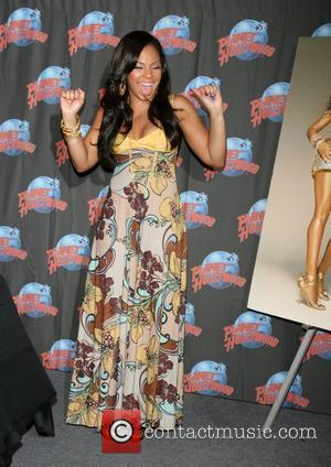 Ashanti Dazzled By Oprah's Diamonds