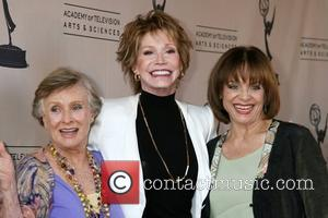 Cloris Leachman, Betty White and Mary Tyler Moore