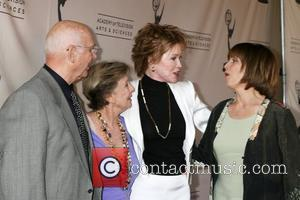 Gavin Macleod, Betty White and Mary Tyler Moore