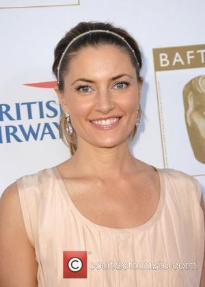Madchen Amick The British Academy of Film and Television Arts 6th Annual TV Tea Party held at the InterContinental Hotel...