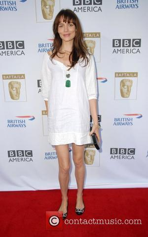 Saffron Burrows The British Academy of Film and Television Arts 6th Annual TV Tea Party held at the InterContinental Hotel...