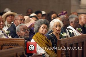 Amiri Baraka, Sonia Sanchez and Ruby Dee  Celebration of the Life and Legacy of Dr. Barbara Ann Teer at...