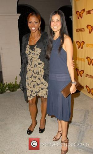 Holly Robinson Peete and Lisa Ling