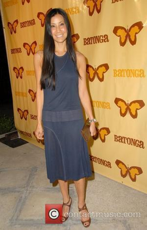 Lisa Ling Attends the Batonga Foundation Fall 2008 Fundraiser at the Wilshire Ebell Theatre Los Angeles, California - 19.09.08
