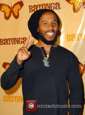 Ziggy Marley Attends the Batonga Foundation Fall 2008 Fundraiser at the Wilshire Ebell Theatre Los Angeles, California - 19.09.08