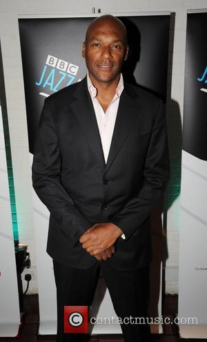 Colin Salmon  at the BBC Jazz Awards 2008 at the Mermaid Theatre London, England - 21.07.08