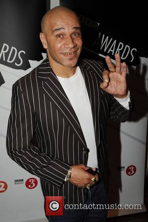 Goldie  at the BBC Jazz Awards 2008 at the Mermaid Theatre London, England - 21.07.08