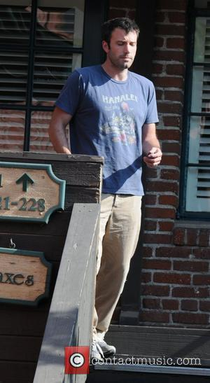 Ben Affleck looking contemplative as he is pictured outside a doctor's clinic Pasadena, California - 19.07.08