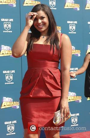 Jordin Sparks BET Awards 2008 at the Shrine Auditorium  Los Angeles, California - 24.06.08
