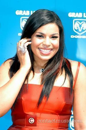 Jordin Sparks BET Awards 2008 at the Shrine Auditorium - Arrivals Los Angeles, California - 24.06.08