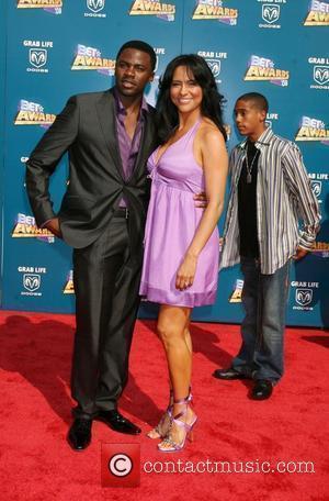 Derek Luke BET Awards 2008 at the Shrine Auditorium - Arrivals Los Angeles, California - 24.06.08