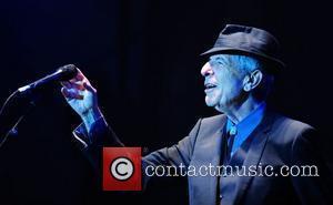 Leonard Cohen The Big Chill Festival - Day 3 Herefordhisre, England - 03.08.08