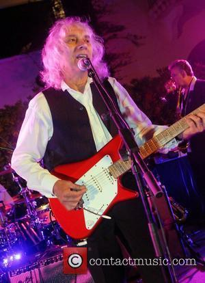 Musician Bill Wyman and the Rhythm Kings perform at a private function. Vence, France - 01.06.08