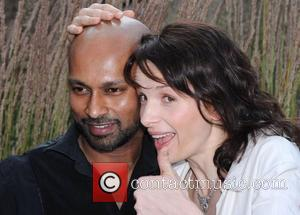 Juliette Binoche and Akram Khan The launch of 'In-I' and 'Jubilations' - A Season Of Dance, Film And Art at...
