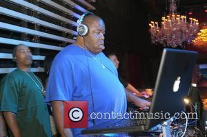 Biz Markie DJs at Florida Club Parkwest Miami, Florida - 23.08.08