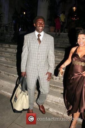 Linford Christie Black Ball held at St. John's Church at Smith Square - Departures London, England - 10.07.08