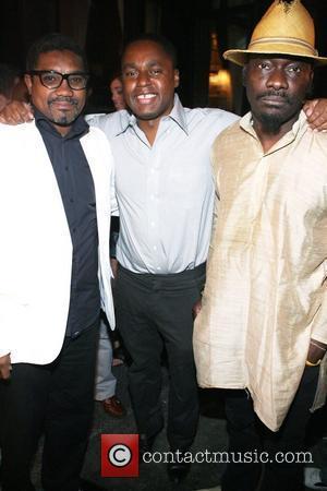 Marc Baptiste, Claude Grunitzky and Andrew Dosunmu