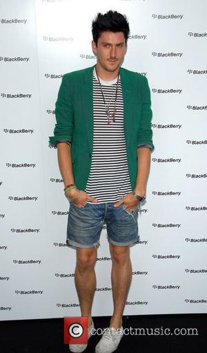 Henry Holland Launch party of the BlackBerry Bold at No 1 Covent Garden Piazza - Arrivals London, England - 24.07.08