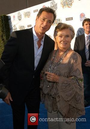 Bob Saget and Cloris Leachman Comdey Central Roast of Bob Saget at the Warner Brothers Studio Lot Burbank, California -...